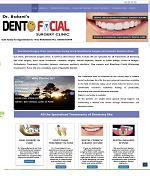 dental clinic website design in pune